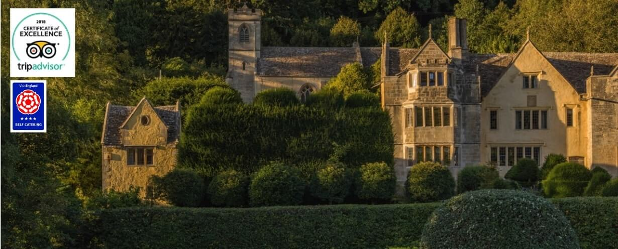 Cottages Slider Court House | Owlpen Manor Cotswold Cottages | Self-catering Holiday Cottages in the Cotswold