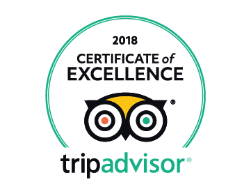 Owlpen Manor Certificate of Excellence 2018