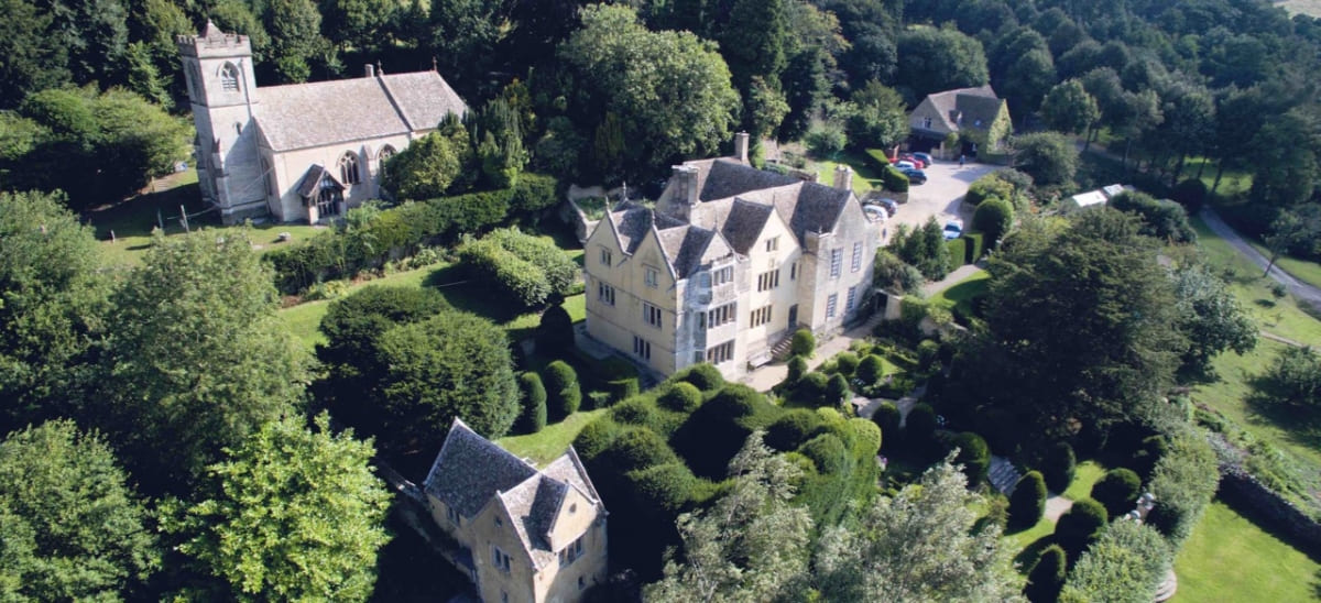 Owlpen Manor Events & Parties