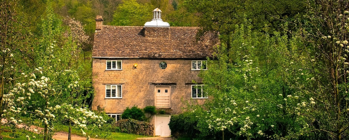 Grist Mill - Owlpen Manor
